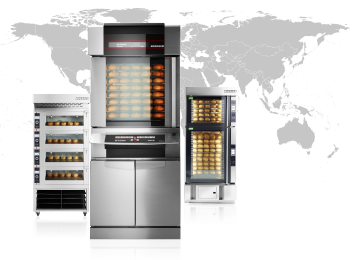 DEBAG oven systems suit your customers' taste in all markets.